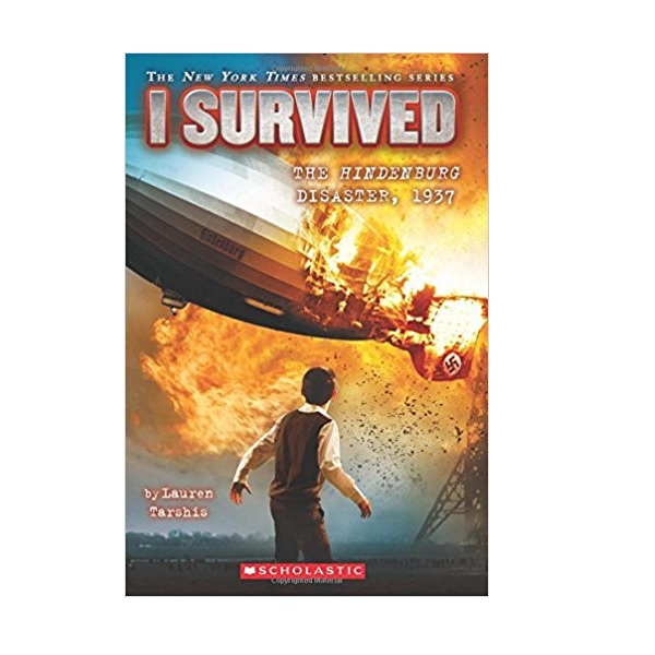 I Survived #13 : I Survived the Hindenburg Disaster, 1937 (Paperback)