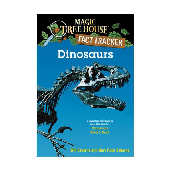 RL 5.0 : Magic Tree House Fact Tracker #01 : Dinosaurs (Paperback)