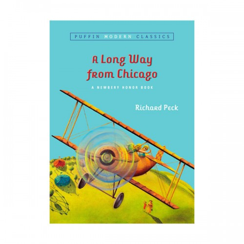 RL 5.0 : Puffin Modern Classics : A Long Way from Chicago (Paperback)
