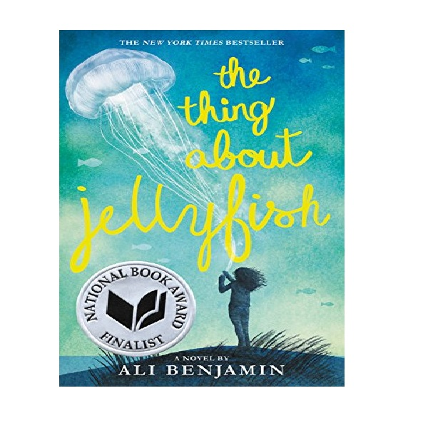 RL 5.0 : The Thing About Jellyfish (Paperback)