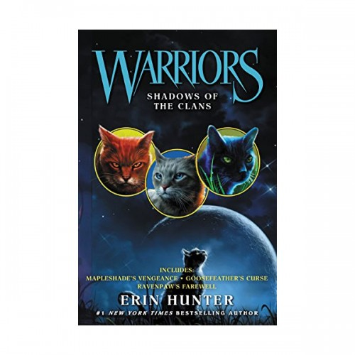 RL 5.0 : Warriors: Shadows of the Clans (Warriors Novella) (Paperback)
