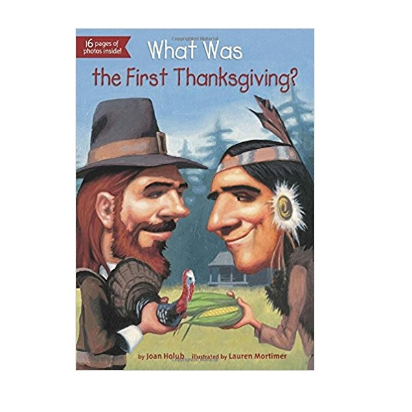 RL 5.0 : What Was the First Thanksgiving? (Paperback)