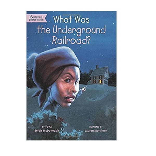 RL 5.0 : What Was the Underground Railroad? (Paperback)
