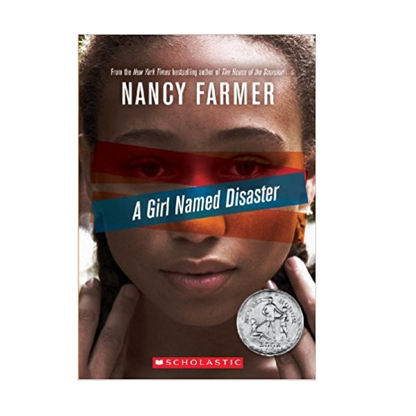 RL 5.1 : A Girl Named Disaster (Paperback, Newbery)