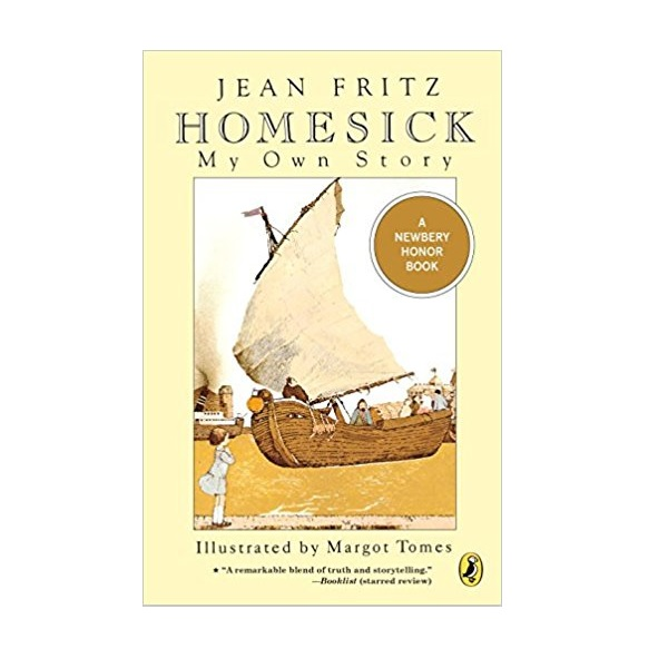 RL 5.1 : Homesick, My Own Story (Paperback, Newbery)