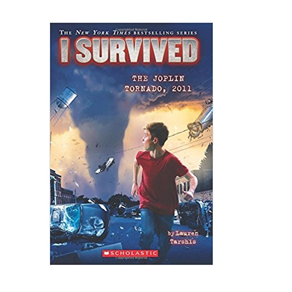 I Survived #12 :I Survived the Joplin Tornado, 2011 (Paperback)