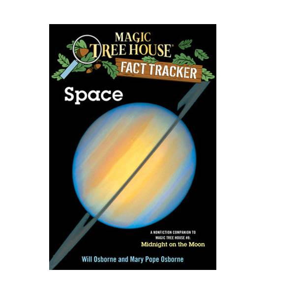 RL 5.1 : Magic Tree House Fact Tracker #06 : Space (Paperback)