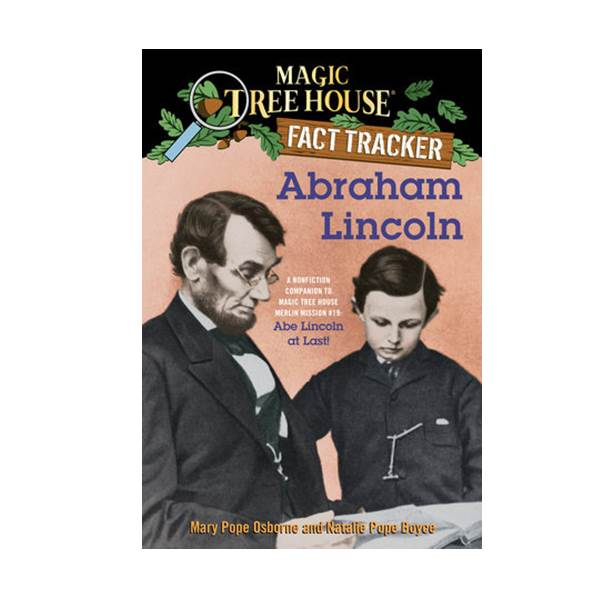 Magic Tree House Fact Tracker #25 : Abraham Lincoln (Paperback)