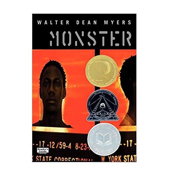 RL 5.1 : Monster (Paperback, Newbery)