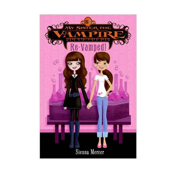 RL 5.1 : My Sister the Vampire Series #3 : Re-Vamped! (Paperback)