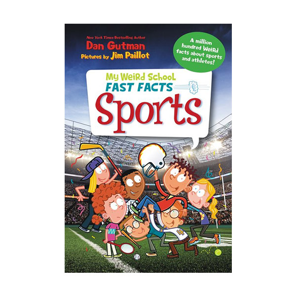 RL 5.1 : My Weird School Fast Facts : Sports (Paperback)