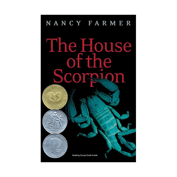 [2003 뉴베리] The House of the Scorpion (Paperback)