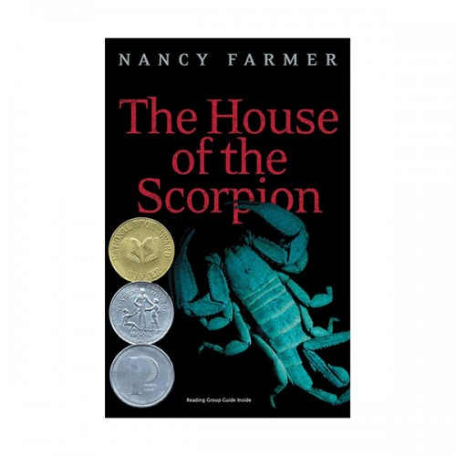 RL 5.1 : The House of the Scorpion (Paperback, Newbery)