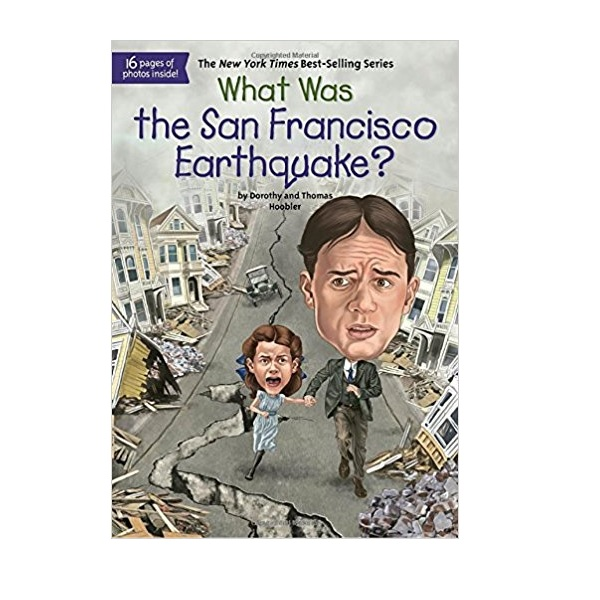 RL 5.1 : What Was the San Francisco Earthquake? (Paperback)