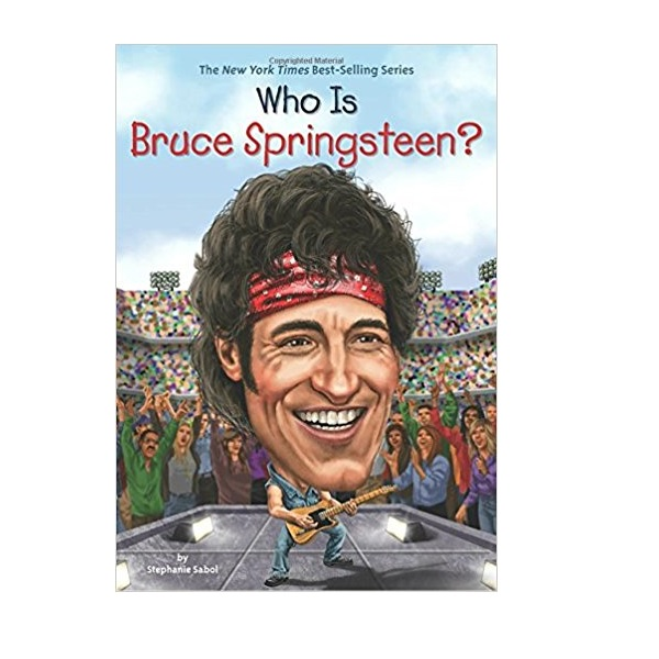 Who Is Bruce Springsteen (Paperback)