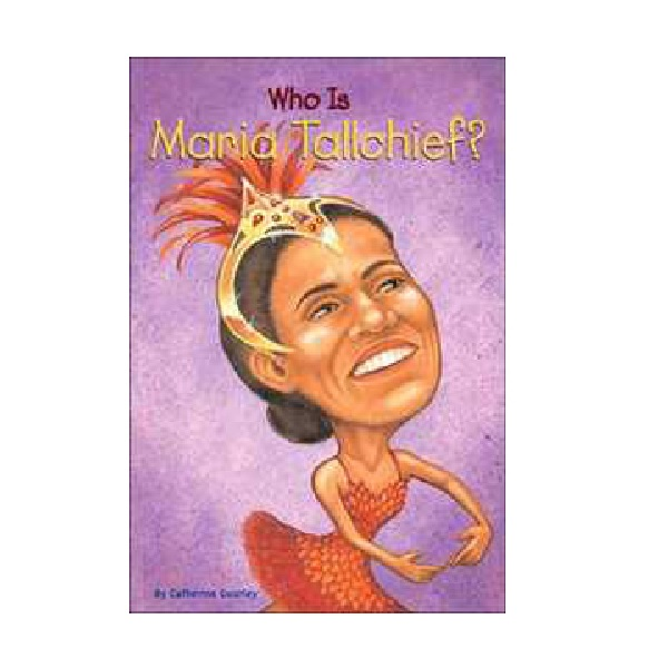 Who Is Maria Tallchief? (Paperback)