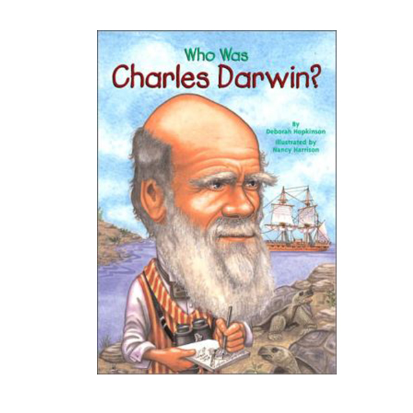 Who Was Charles Darwin? (Paperback)