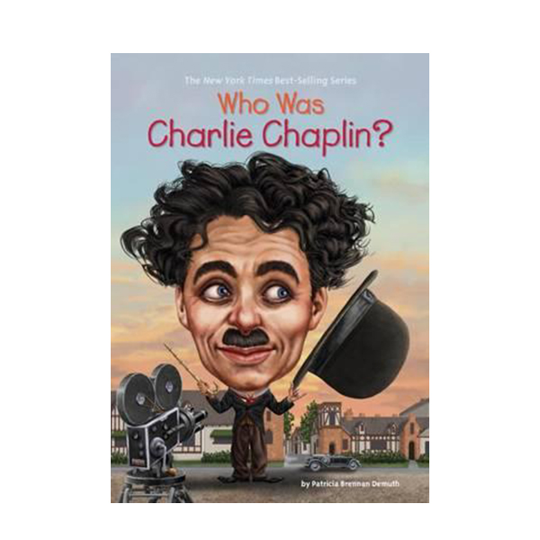 RL 5.1 : Who Was Charlie Chaplin? (Paperback)