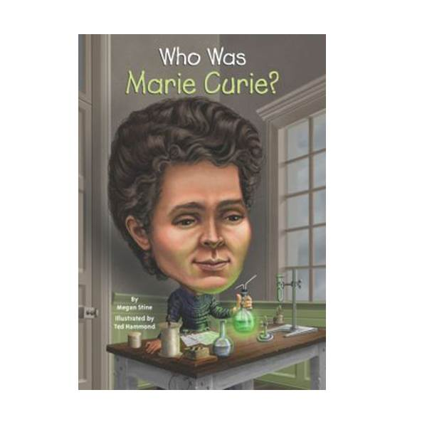 RL 5.1 : Who Was Marie Curie? (Paperback)