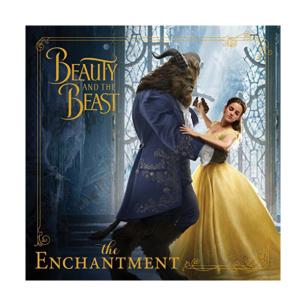 엠마왓슨 영화 미녀와야수 : Beauty and the Beast : The Enchantment (Paperback)