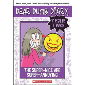 RL 5.2 : Dear Dumb Diary Year Two #2: The Super-Nice Are Super-Annoying (Paperback)