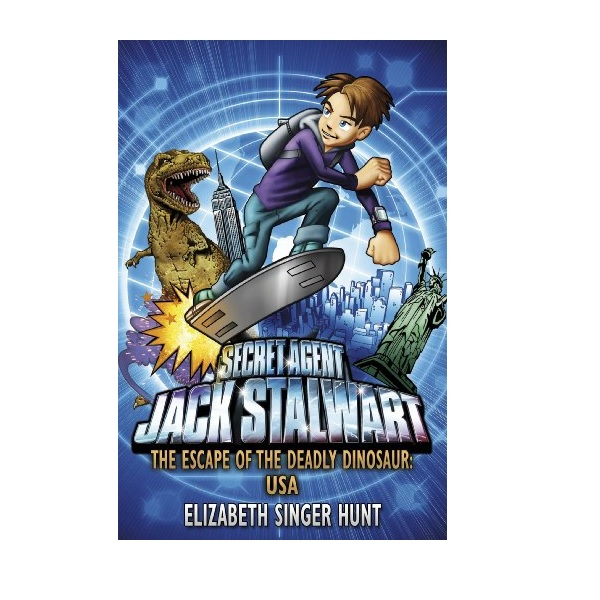RL 5.2 : Jack Stalwart #1 : The Escape of the Deadly Dinosaur : USA (Paperback, 영국판)