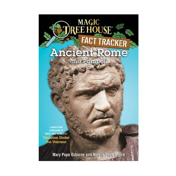 RL 5.2 : Magic Tree House Fact Tracker #14 : Ancient Rome And Pompeii (Paperback)
