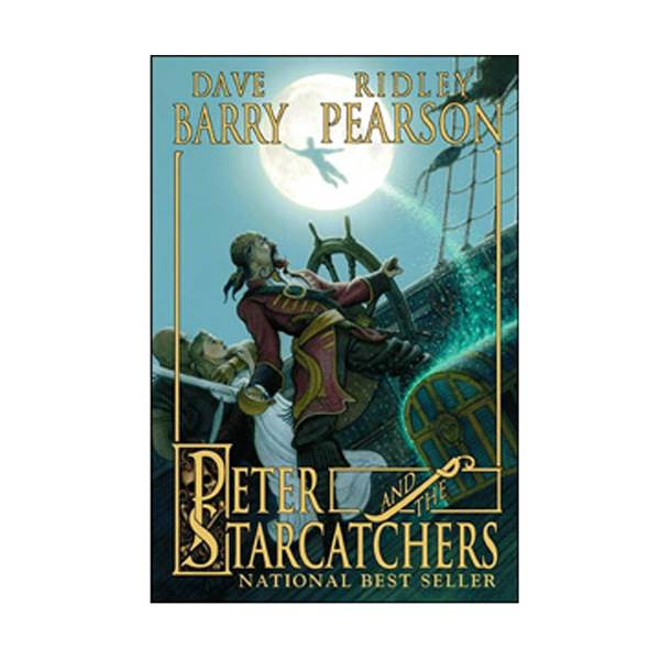 피터팬과 마법의 별 #01 : Peter and the Starcatchers (Paperback)