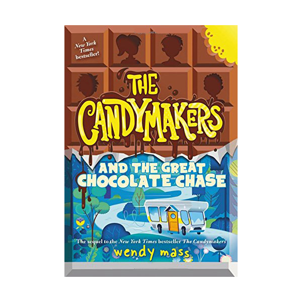 The Candymakers and the Great Chocolate Chase (Paperback)
