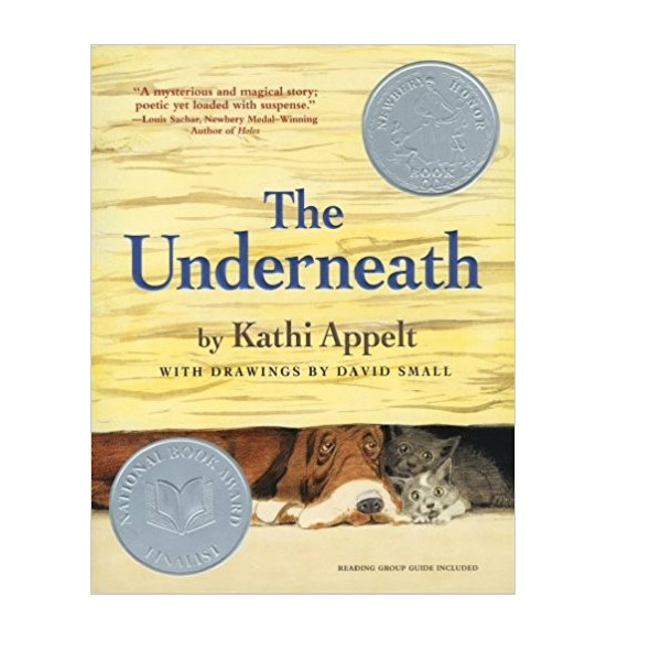 RL 5.2 : The Underneath (Paperback, Newbery)