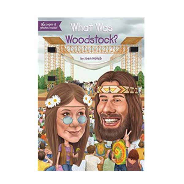 RL 5.2 : What Was Woodstock? (Paperback)