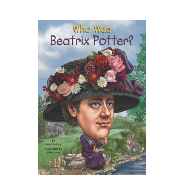 Who Was Beatrix Potter? (Paperback)