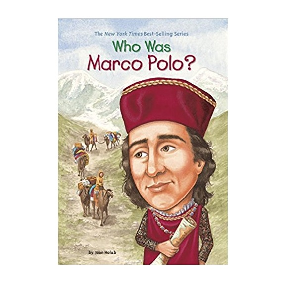 Who Was Marco Polo? (Paperback)
