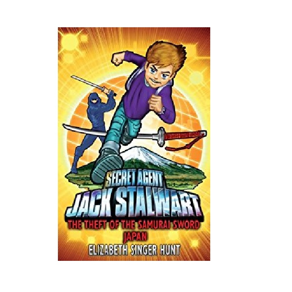 RL 5.3 : Jack Stalwart #11: The Theft of the Samurai Sword: Japan (Paperback,영국판)