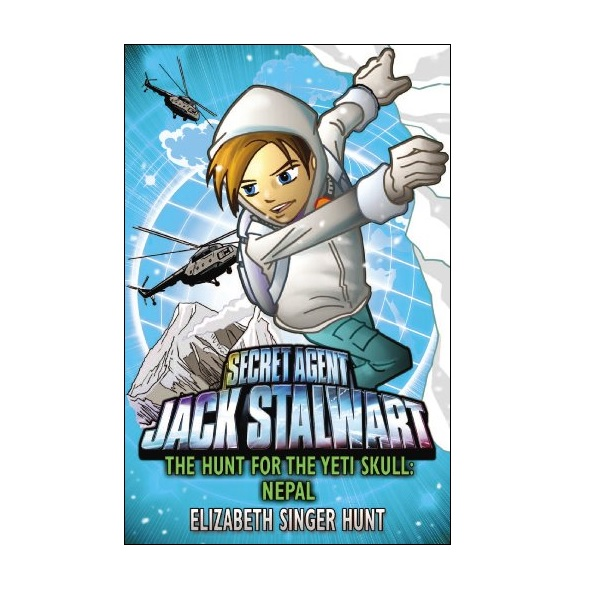 RL 5.3 : Jack Stalwart #13: The Hunt for the Yeti Skull: Nepal (Paperback)