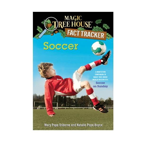 RL 5.3 : Magic Tree House Fact Tracker #29 : Soccer (Paperback)