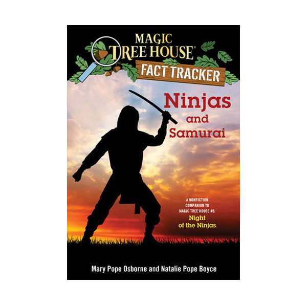 RL 5.3 : Magic Tree House Fact Tracker #30 : Ninjas and Samurai : A Nonfiction Companion to Magic Tree House #5 : Night of the Ninjas (Paperback)