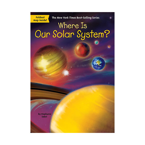 RL 5.3 : Where Is Our Solar System? (Paperback)