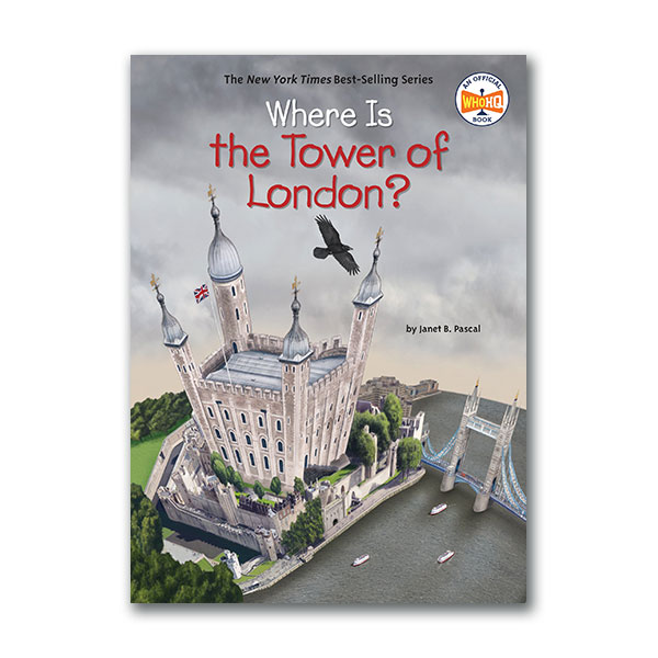 Where Is the Tower of London? (Paperback)
