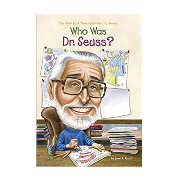 RL 5.3 : Who Was Dr. Seuss? (Paperback)