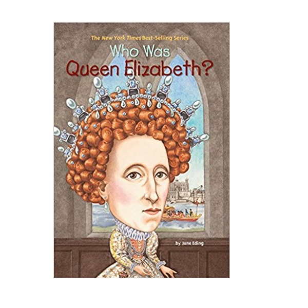 RL 5.3 : Who Was Queen Elizabeth? (Paperback)
