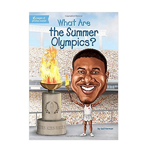 RL 5.4 : What are the Summer Olympics? (Paperback)