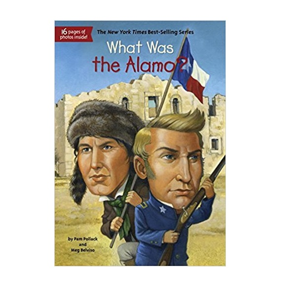 RL 5.4 : What Was the Alamo? (Paperback)
