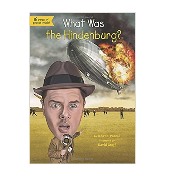 RL 5.4 : What Was the Hindenburg? (Paperback)