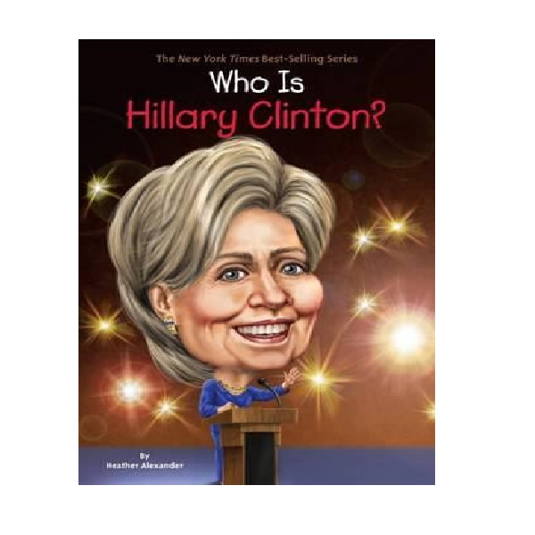 RL 5.4 : Who is Hillary Clinton? (Paperback)