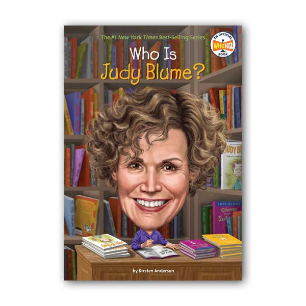 Who Is Judy Blume? (Paperback)