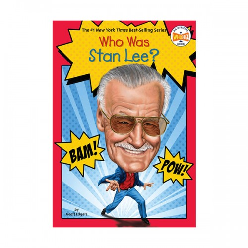 Who Was Stan Lee? (Paperback)