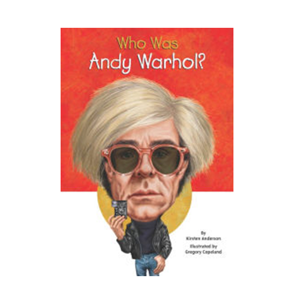 RL 5.4 : Who Was Andy Warhol? (Paperback)