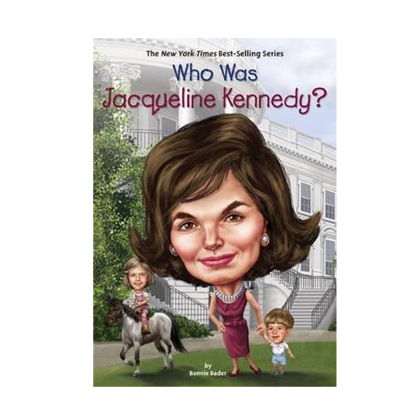 RL 5.4 : Who Was Jacqueline Kennedy? (Paperback)