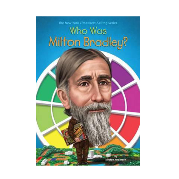 Who Was Milton Bradley? (Paperback)